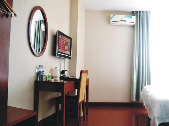 GreenTree Alliance Shanghai Fengzhuang Hotel : 客房