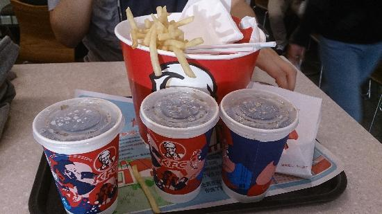 KFC (ShiGu Road)