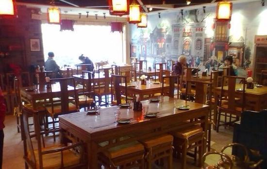 印巷小馆(牡丹园店)