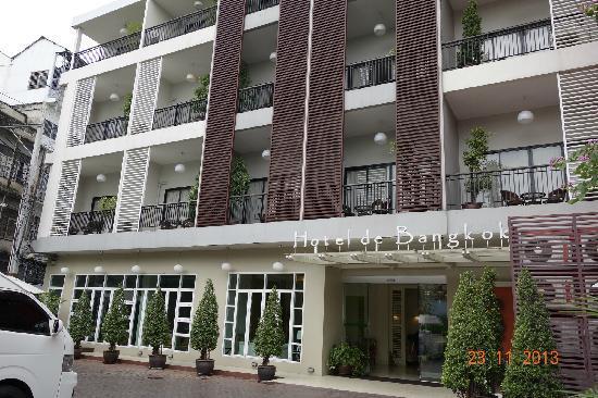 Hotel de Bangkok: 酒店外观