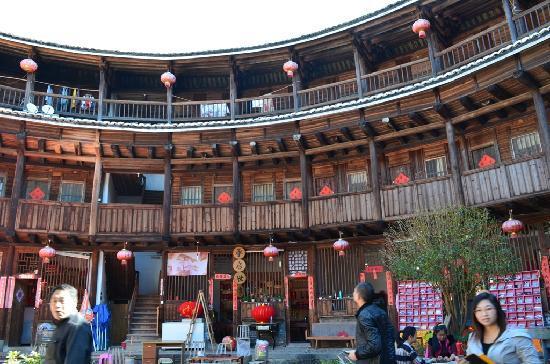 Gaobei Tulou Compound: 高北土楼
