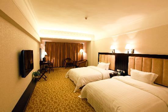 Hongbo Meisha Hotel: 尊爵双床房