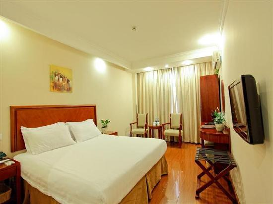 GreenTree Inn Hefei Gaoxin District Business Hotel