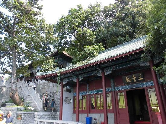Qianfoshan: 千佛山