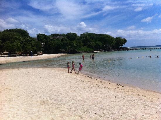 Club Med Albion Villas - Mauritius: 沙滩