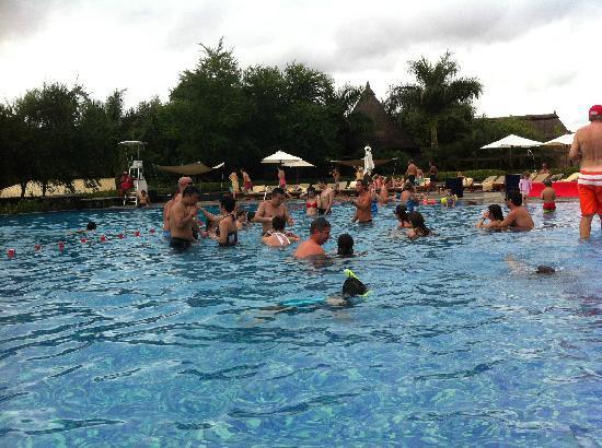 Club Med Albion Villas - Mauritius: 泳池