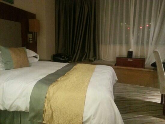 Xiamen Airlines Quanzhou Hotel: 泉州航空酒店1410房