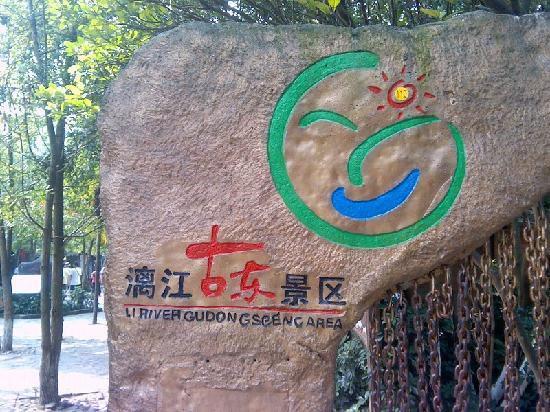 Gudong Scenic Resort: 古东景区