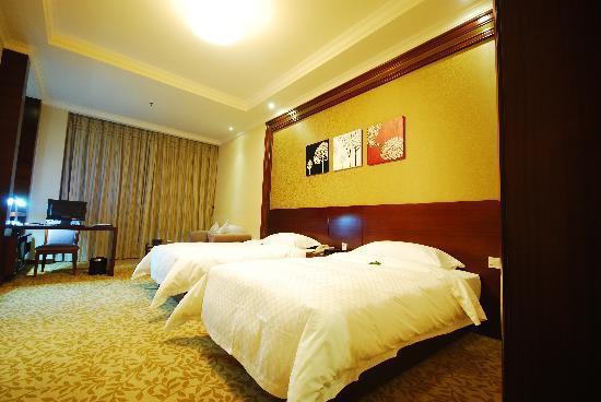 Yuda Hotel: 标准双人房