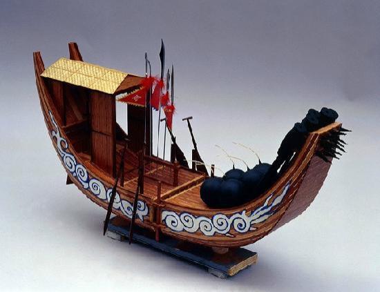 Hong Kong Maritime Museum: 不认识的船