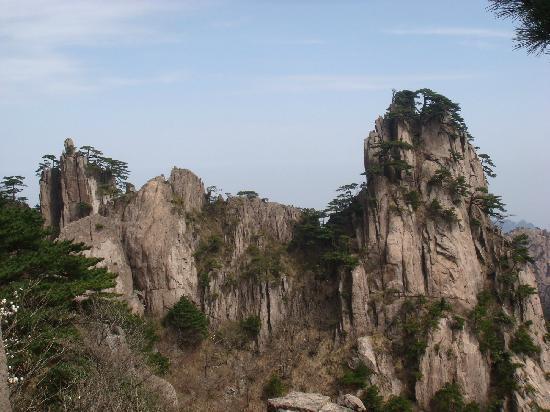 Mt. Huangshan (Yellow Mountain): 1