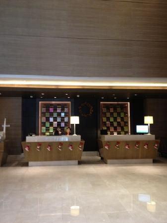 Courtyard Kunshan: 前台