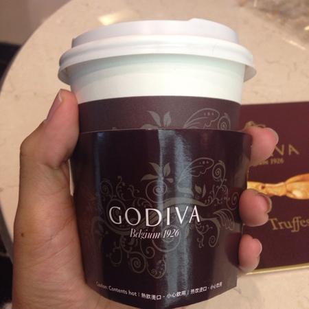 Godiva Chocolatier(Telford Plaza): 巧克力