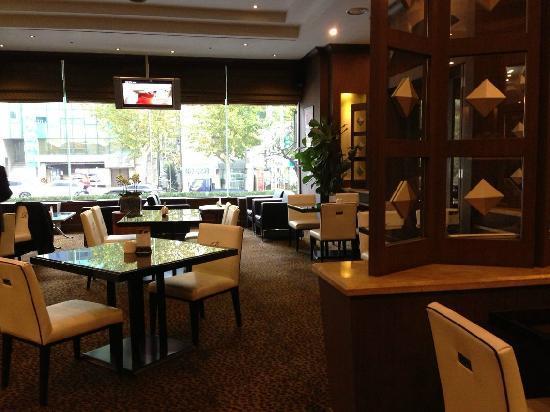 Ramada Seoul Hotel: canting