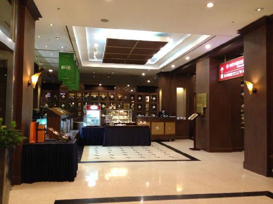 Ramada Seoul Hotel: datang