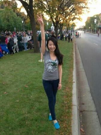 Michigan State University: 庆祝