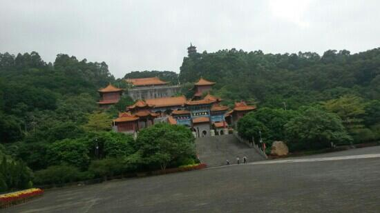 Panyu Nansha Tianhou Palace: 全景