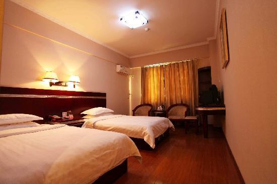 Hadele Hotel : 商务标间