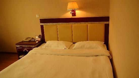 Hadele Hotel : 商务大床