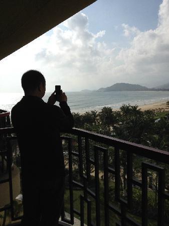 Sheraton Shenzhou Peninsula Resort: 海景房
