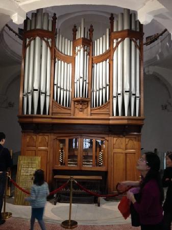 Organ Museum: 大风琴