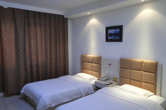 Morning Express Hotel: 标间