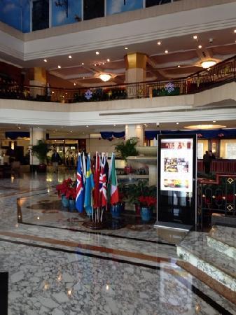 Prime Hotel: 酒店大堂