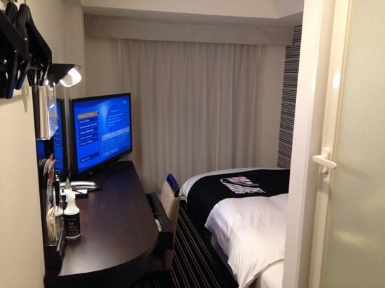APA Hotel Shibuya Dogenzakaue : apa Shibuya Tokyo