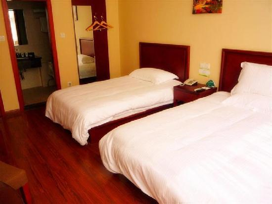 GreenTree Inn Shanghai Zhangjiang Sunqiao Road Shell Hotel: 客房