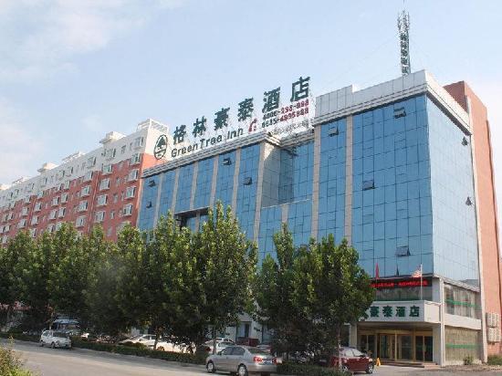 GreenTree Inn Liaocheng Chiping Huixin East Road