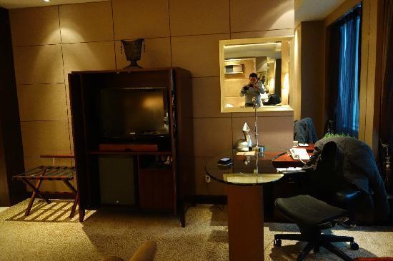 Pan Pacific Xiamen: room