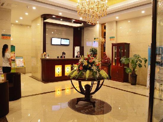 GreenTree Inn Hefei Fanhua Avenue Haiheng Road