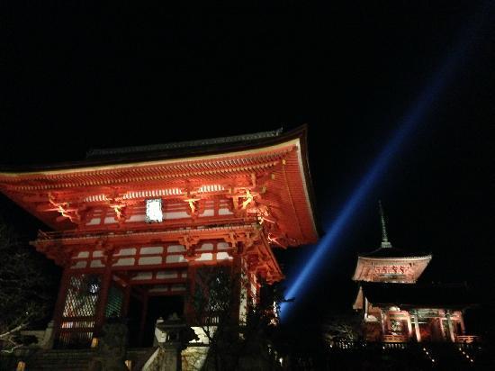 Kiyomizu-dera Temple: 合个影咯