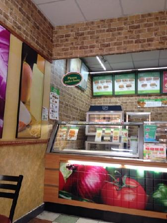 Subway (DaYe Road)