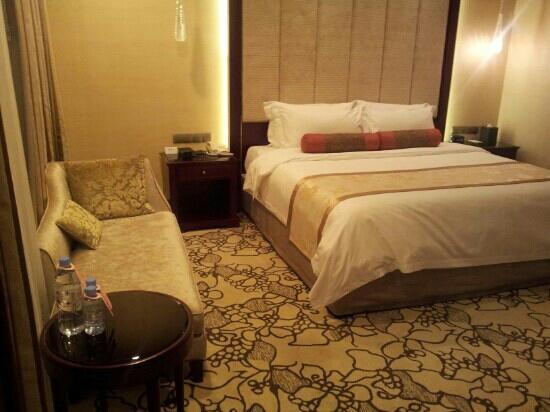Soluxe Hotel Guangzhou: 大床房