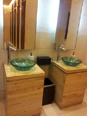 JW Marriott Hotel Beijing: 洗手间