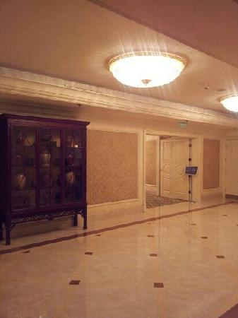 The Ritz-Carlton, Beijing : 门厅