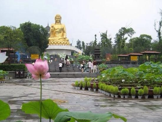 Huayan Temple of Chongqing : 1