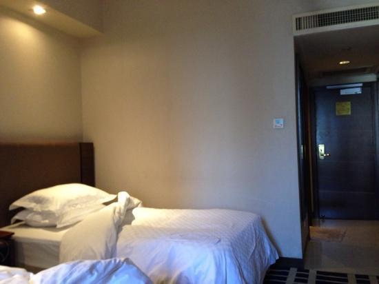 Kunming Jinjiang Hotel: 冷死了