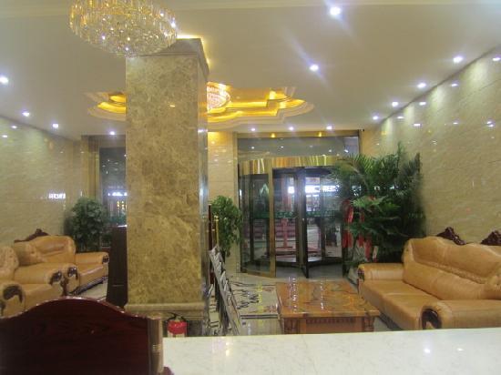 Muslin Hotel: 前厅