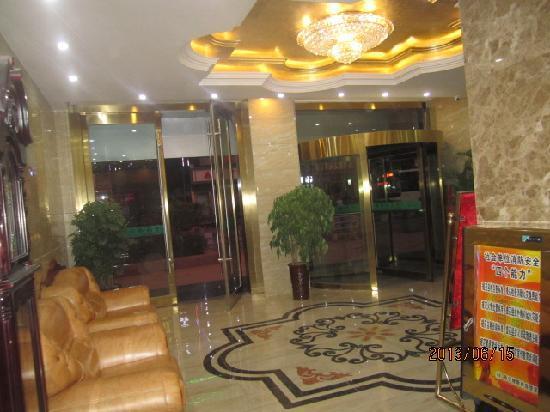 Muslin Hotel: 前厅3