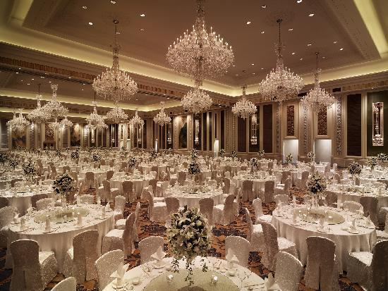 Shangri-La Hotel Guilin: 大宴会厅