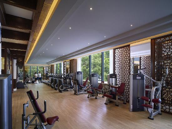 Shangri-La Hotel Guilin: 健体中心