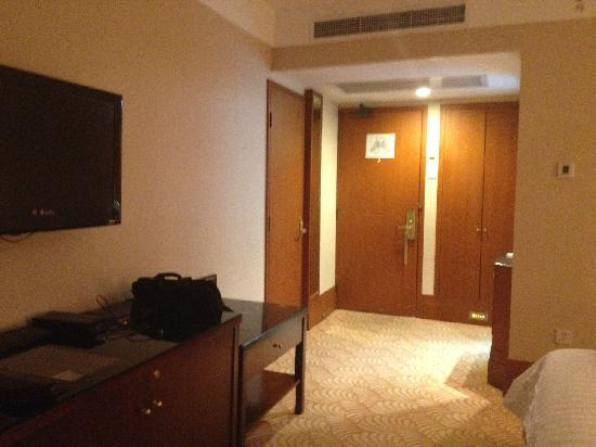 Beijing International Hotel: fangjian