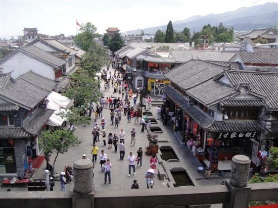 Shangli Ancient Town : 古镇