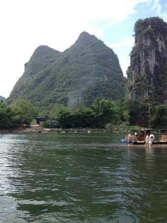 Guilin Chuanshan Scenic Resort : 桂林穿山景区