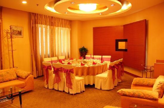 Guomai Hotel: 宴会厅包厢