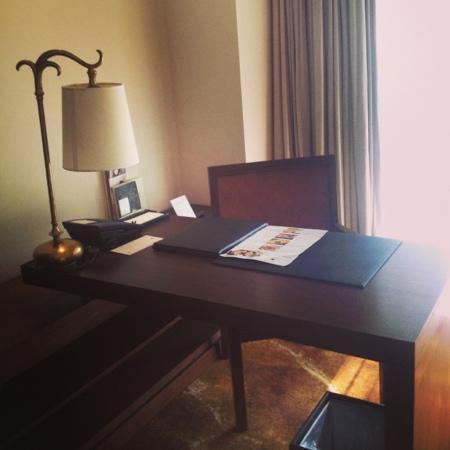 Jincheng Taiyue Holiday Hotel : 湖景房内