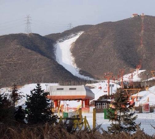 Jundushan Ski: 1