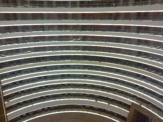 InterContinental Hangzhou : 酒店内部